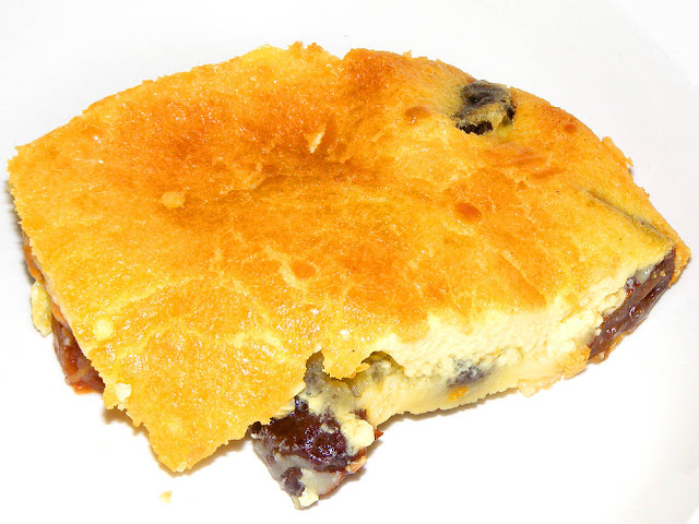 Homemade far breton. Photo by Loire Valley Time Travel.
