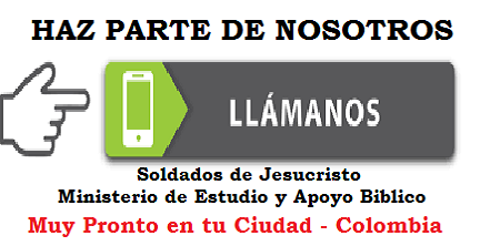 Ministerio en Colombia. (+57) 3167443929