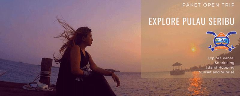 paket wisata murah pulau seribu harapan tidung pramuka dan pari
