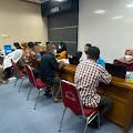 Kabag Humas dan Protokol DPRD Kota Batam, Taufik: vaksinasi Covid-19 tahap dua dilakukan setelah vaksinasi pertama Juni 2021 lalu