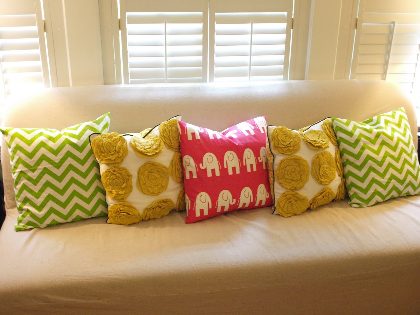 the Mathews Family Happenings Playroom pillow talk and the