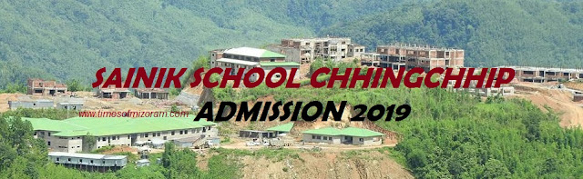 CHHINGCHHIP SAINIK SCHOOL ADMISSION 2019