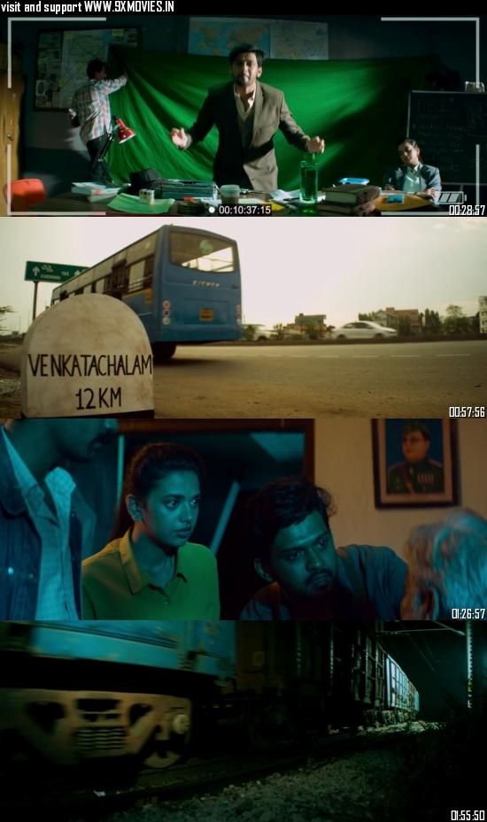Agent Sai Srinivasa Athreya 2019 UNCUT Dual Audio Hindi 720p HDRip 1.2GB