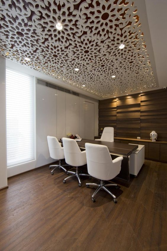 There are many ways to decorate. Unique False Ceiling Designs - Home Decor