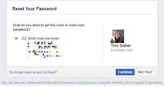 How Do I Get My Facebook Password Back