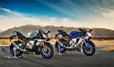 Perbedaan Yamaha R1 dan Yamaha R1M