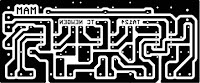 PCB Layout Tone Control NE5532
