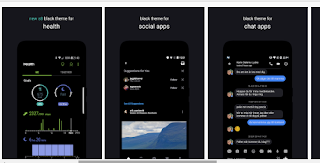 Swift Black Substratum Theme v21.8 PATCHED