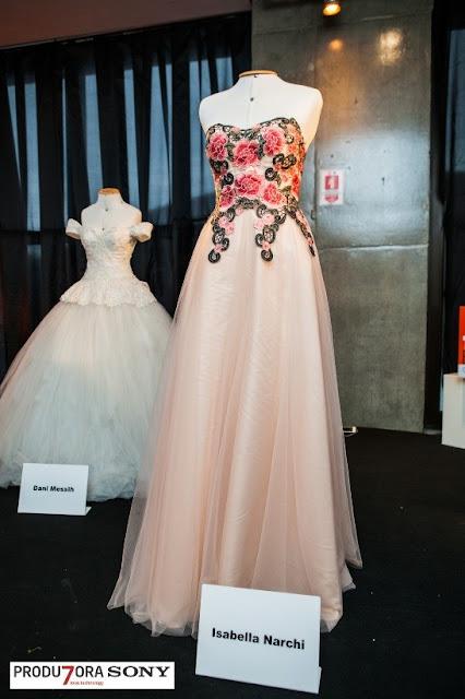 Vestido de 15 anos Isabella Narchi