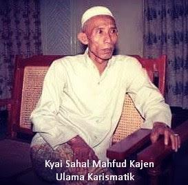 """Mengenal Lebih Jauh  Sosok Kyai Sahal Mahfud  Kajen """"Macannya Ulama Fikih"""""""