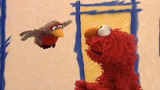 sesame street Elmo's World Birds