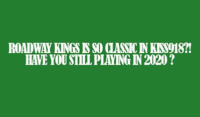kiss918 slot game