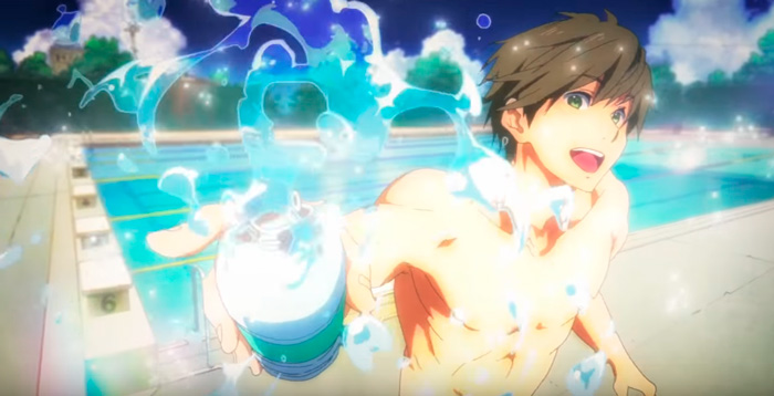 Free! Thw Final Stroke anime film