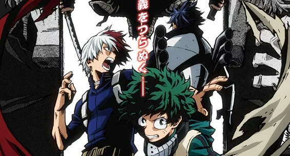 My Hero Academia Unveils Hero Killer Stain Anime Series Arc And New Characters.