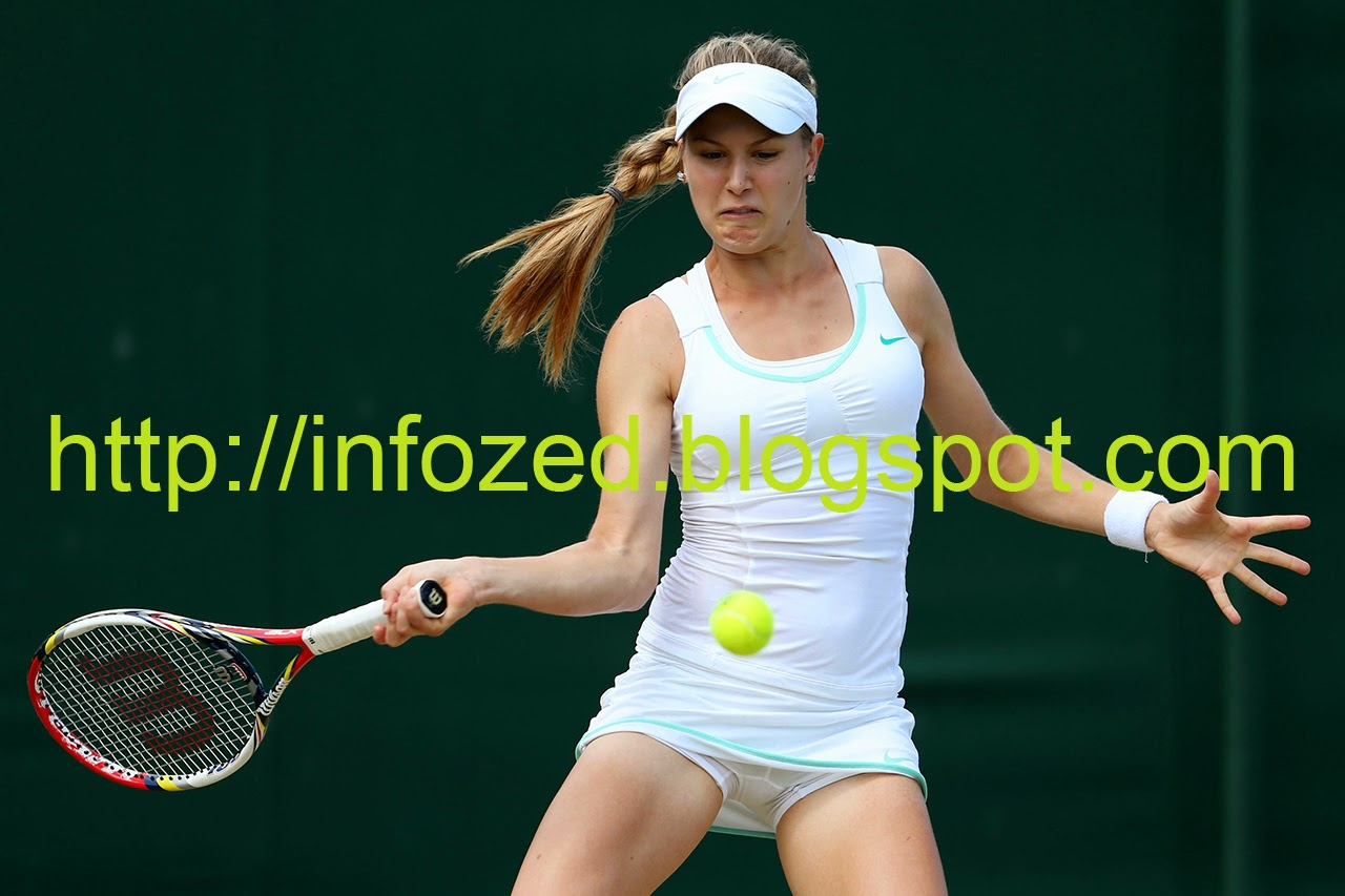 Eugenie Bouchard Latest Match, Wallpapers, Photos, Pictures