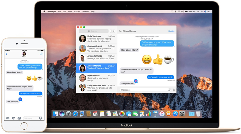 Set Up iMessage on Mac without iPhone