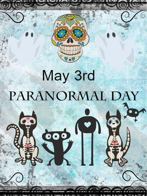 National Paranormal Day Wishes Images