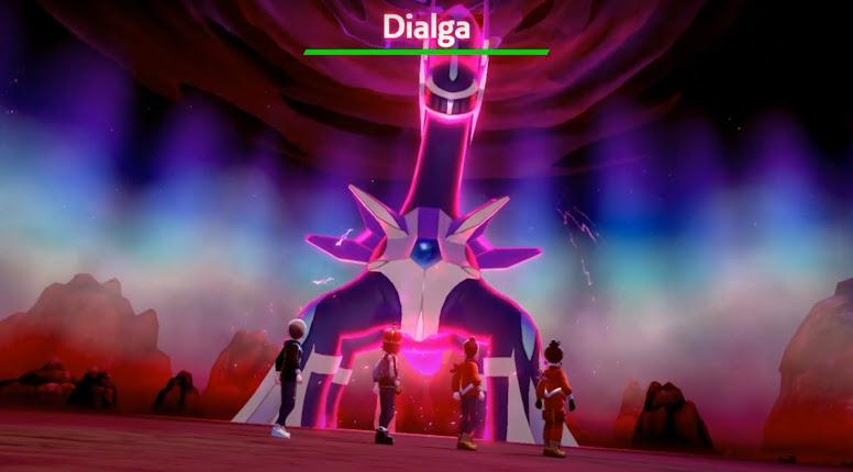 Dialga Dynamax Adventures