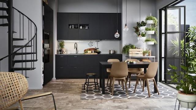 Memilih Peralatan Dapur Murah yang Menarik di IKEA