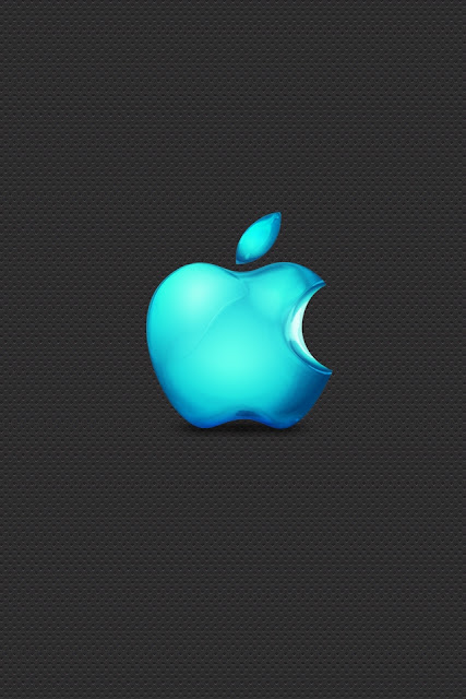 Apple Seablue Color iPhone Wallpaper ilike wallpaper By TipTechNews.com