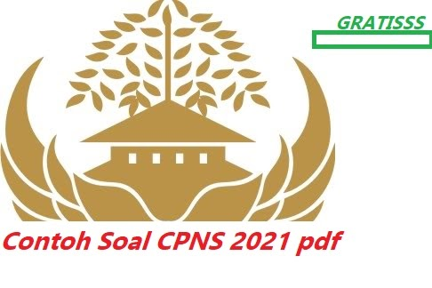 Contoh Soal Cpns 2021 Pdf Dan Pembahasan Soal