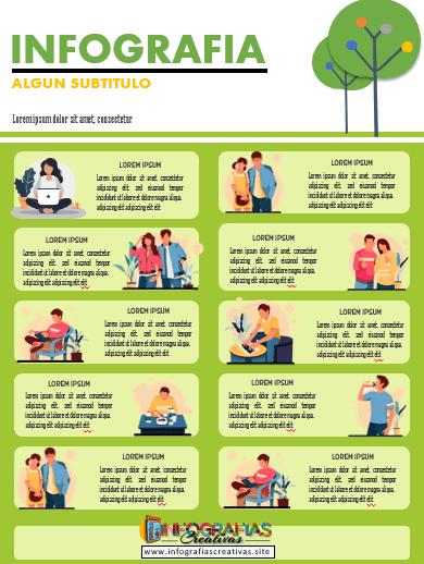 Plantilla infografía PowerPoint 24