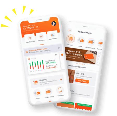 app serviços banco inter