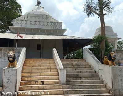 फूलनाथ स्वामी मंदिर, सागर जिला - Phoolnath Swami Temple, Sagar District