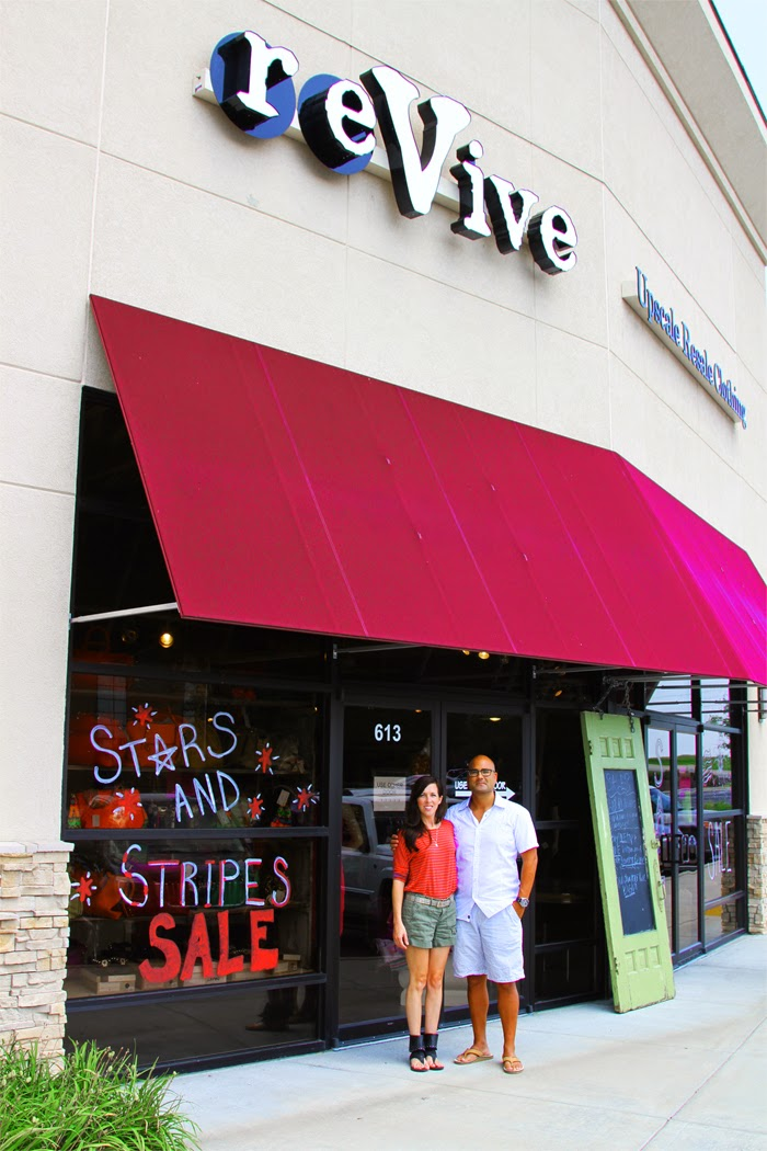 Revive clothing store
