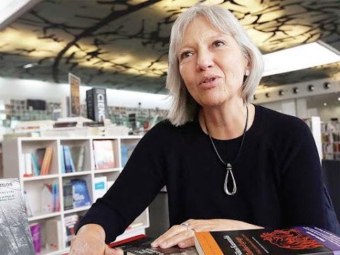 ENTREVISTA Selma Ancira y su arte de la traducción | Juan Carlos Castellanos C.
