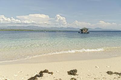 Badoc White Sands Island Ilocos Norte Philippines