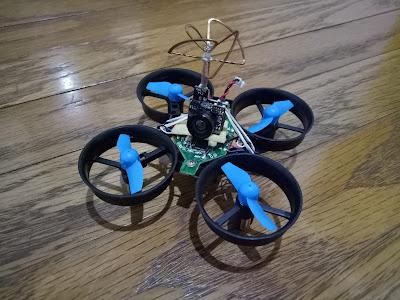 Review Micro Drone JJRC H36 : Drone Mungil Untuk Balapan