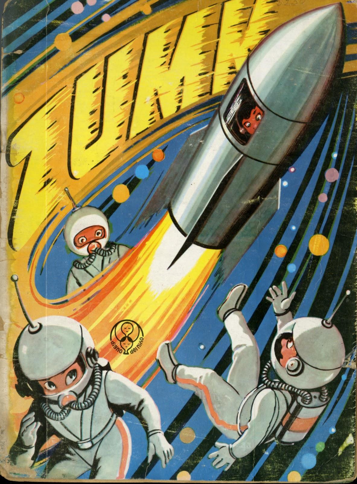 Dreams of Space - Books and Ephemera: ZUMM (1967 spanish ...