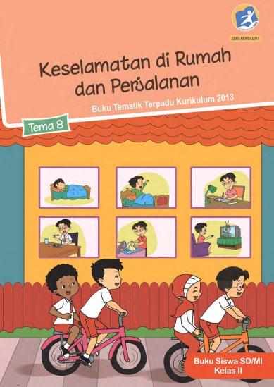 Buku Siswa Kelas 2 Tema 8 Revisi 2017 Kurikulum 2013