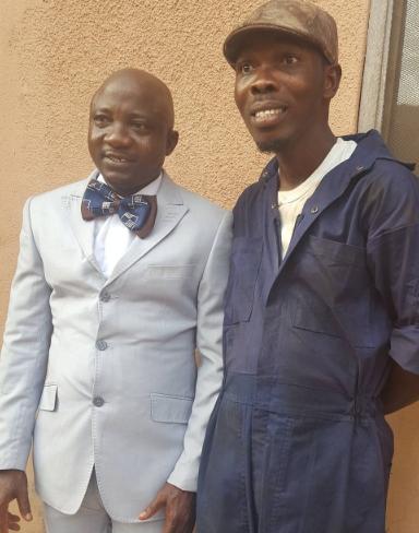 sanyeri wear suits