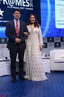 Madhuri Dixit Nene in designer Anarkali Dress at FICCI Awards 2017 014.JPG
