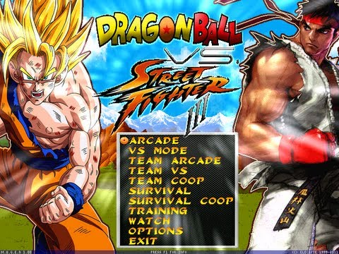 Dragon Ball VS Fight Fighters III PC