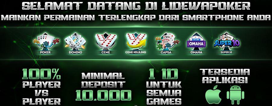 Situs Dominoqq Terbaru | Judi Poker Terbaik dan Terpercaya