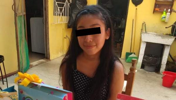Itzel estaba haciendo su tarea cuando la asesinaron en Veracruz, familia pide difundir la noticia
