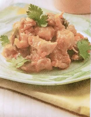 Gambar Resep Ayam Masak Aroma Jahe