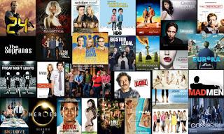 Yabancı dizi izleme keyfi
