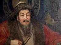 Biografi Jenghis Khan