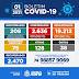 CORONAVÍRUS: BONFIM CONFIRMA 38ª MORTE POR COVID - 19