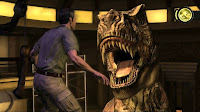 Videojuego Jurassic Park - The Game
