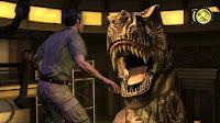 Videojuego Jurassic Park - The Game