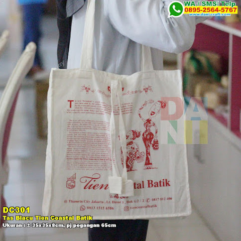 Tas Blacu Tien Coastal Batik