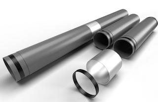 Rucika Jacking Pipe Generasi Terbaru Pipa PVC Untuk Saluran Buangan (sewerage system)