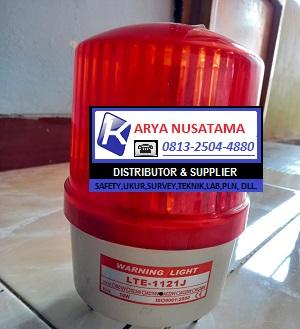 Jual Rotary Toko Merah Plus Buzzer AC, 220 V di Kalimantan