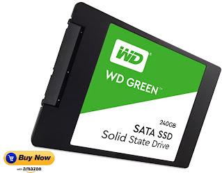 Western Digital wd Green internal ssd: Best Internal SSD in India