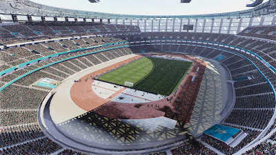 PES 2021 Baku Olympic Stadium